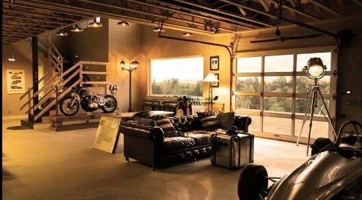 Man Cave Ideas Loft : 25 awesome man cave ideas for 2018 men and garage office