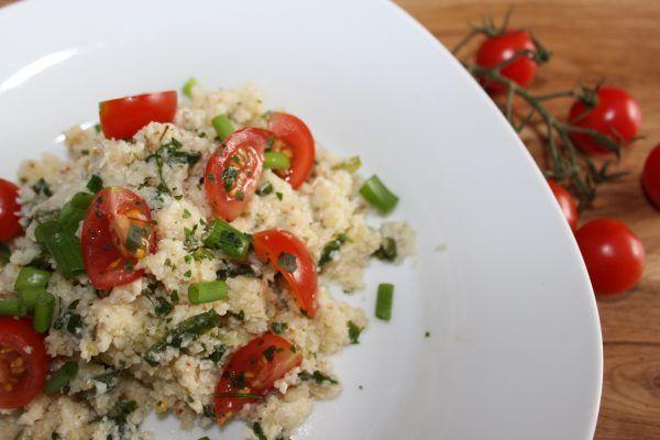 Blumenkohl-Couscous-Salat