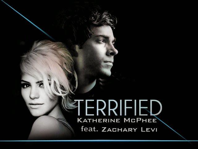 Terrified Katharine Mcphee Feat Zachary Levi Zachary Levi Katharine Mcphee Find Music