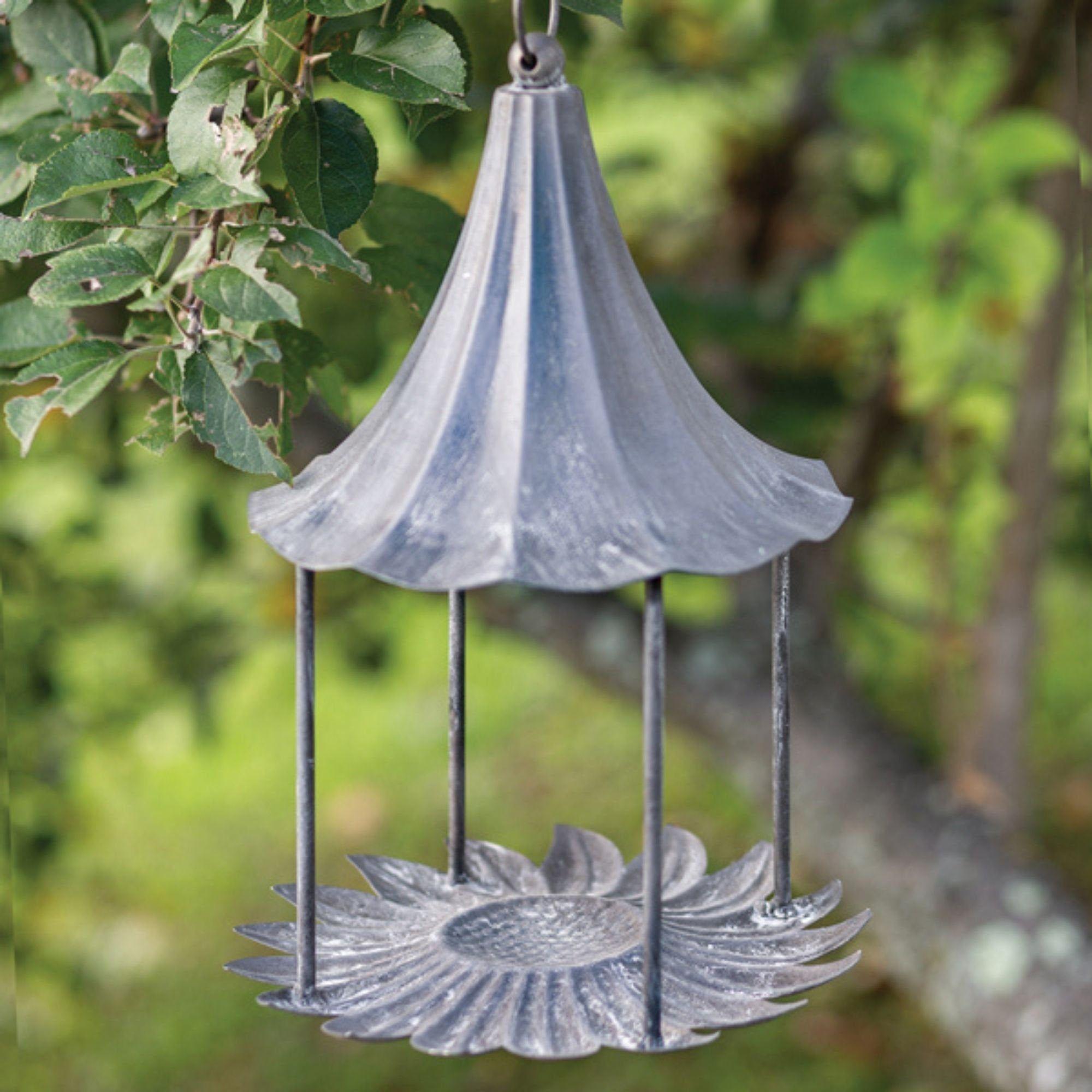 Gazebo Hanging Bird Feeder
