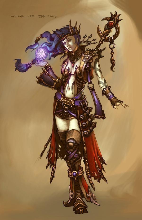 Diablo III Wizard
