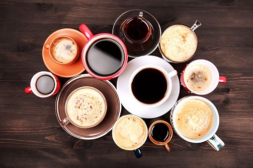 8 Coffee Types For All Different Types Find The Perfect Brew For You Is The Ultimate Barista Walk Through Of Your Food How To Make Coffee Decaffeinated Coffee