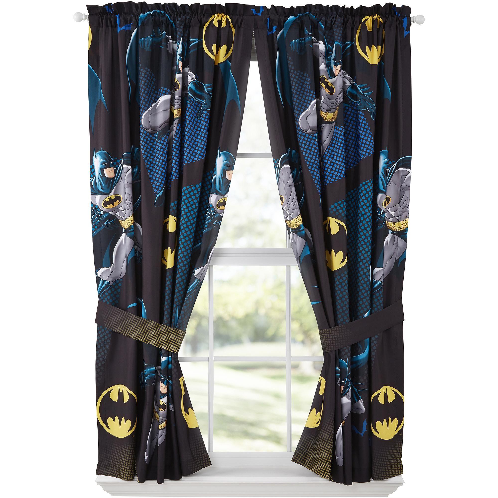 Google themes batman - Batman Curtains Google Search