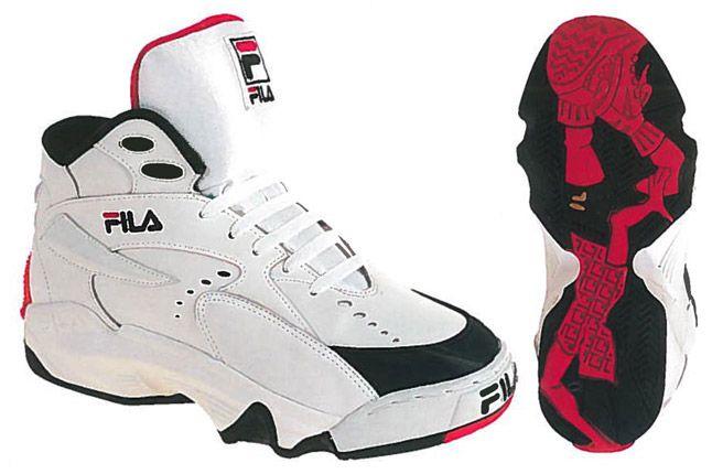 e440d4b29b8 FILA - Basketball - Jamball -