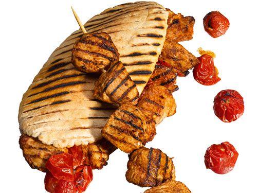 Four healthy kebab recipes mens health food pinterest food four healthy kebab recipes mens health forumfinder Choice Image