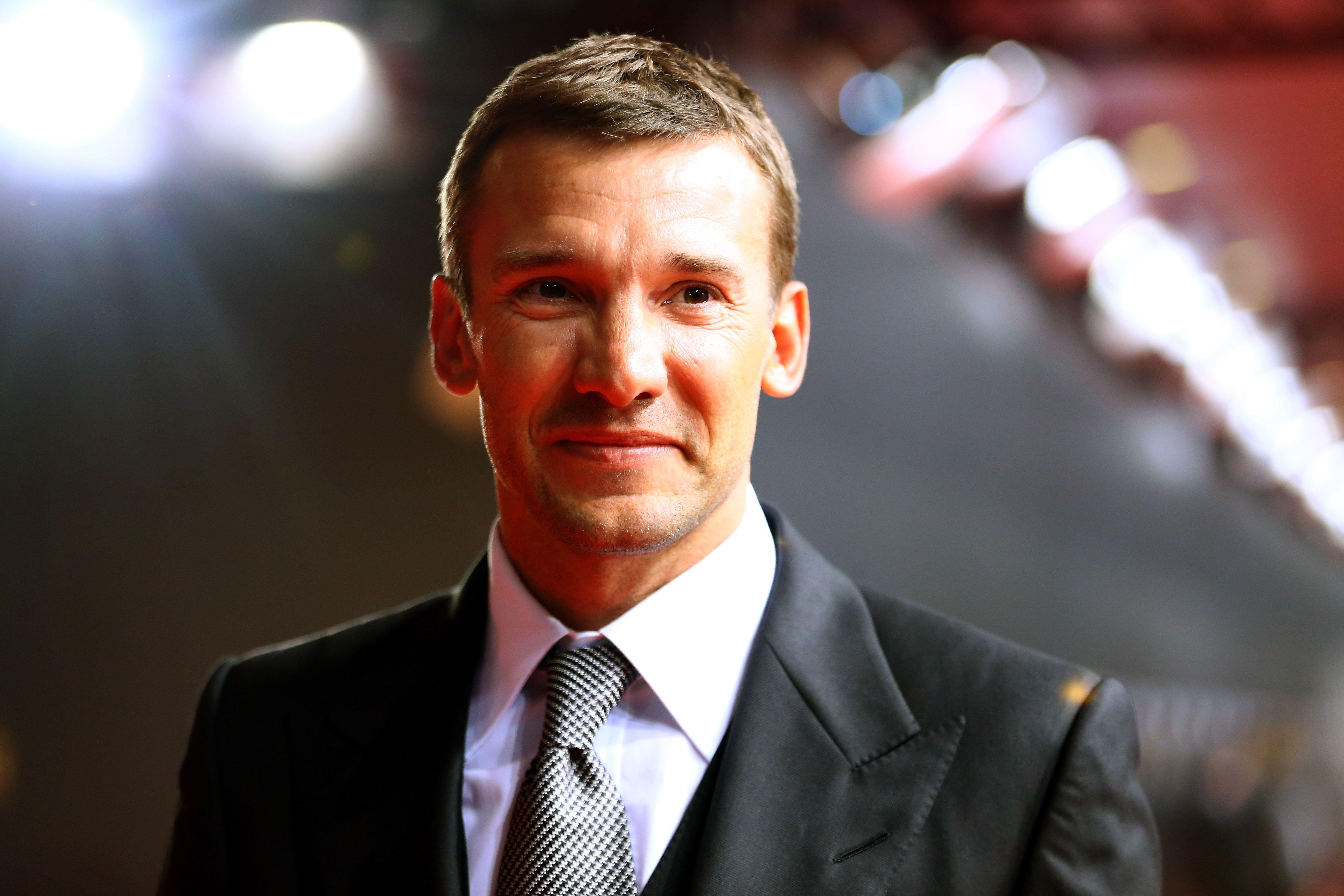 Andriy Shevchenko Ukraine Football players