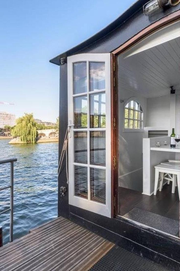 Thanks To These Incredible Houseboat Rentals From All Over The