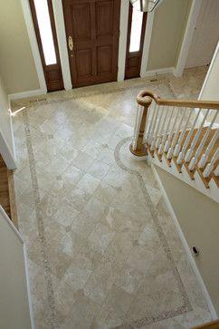 Tile Patterns For Entryways Foyer Tile Design Tile Entry Design