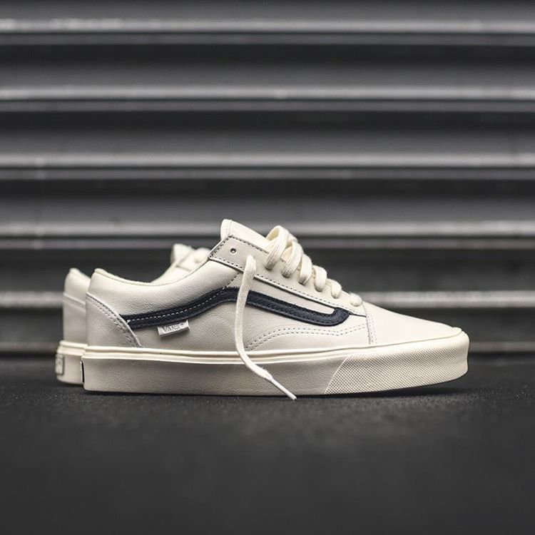 6d74308cd9 Vans Vault Old Skool Lite LX. Available at Kith Manhattan and KithNYC.com.   100 USD.