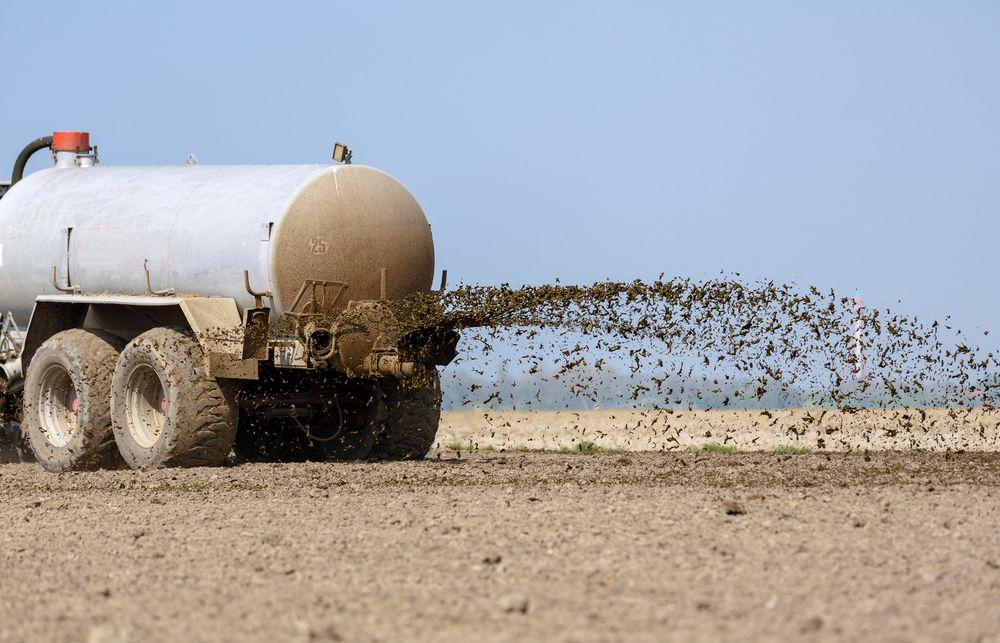 Der Postillon: Ekelhaft: Landwirt verteilt Tierexkremente auf seinen Feldern