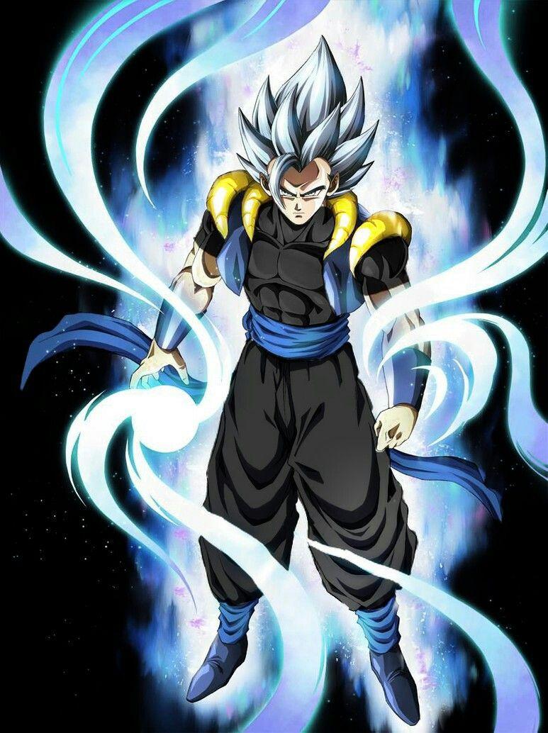 Gogeta Xeno Ultra Instinct Dragon Ball Super Artwork Anime Dragon Ball Super Dragon Ball Super Goku