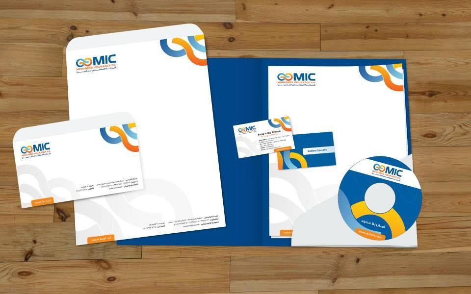 Mohandes Insurance Co Branding By Http Dotit Org Web Design Web Development Design Digital Marketing