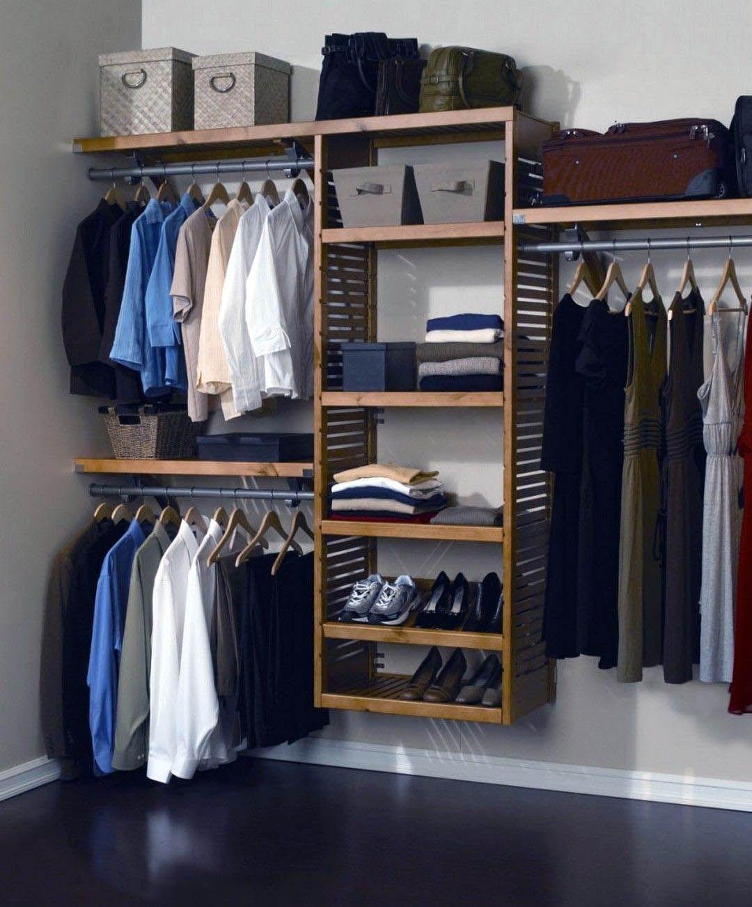 Perfect unique bedroom organization made easy   Diseño de ...
