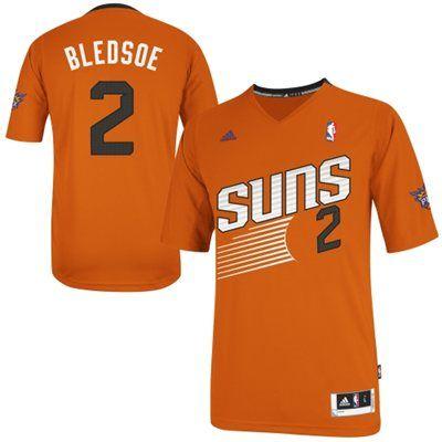 Mens Phoenix Suns Eric Bledsoe adidas Orange Swingman Jersey