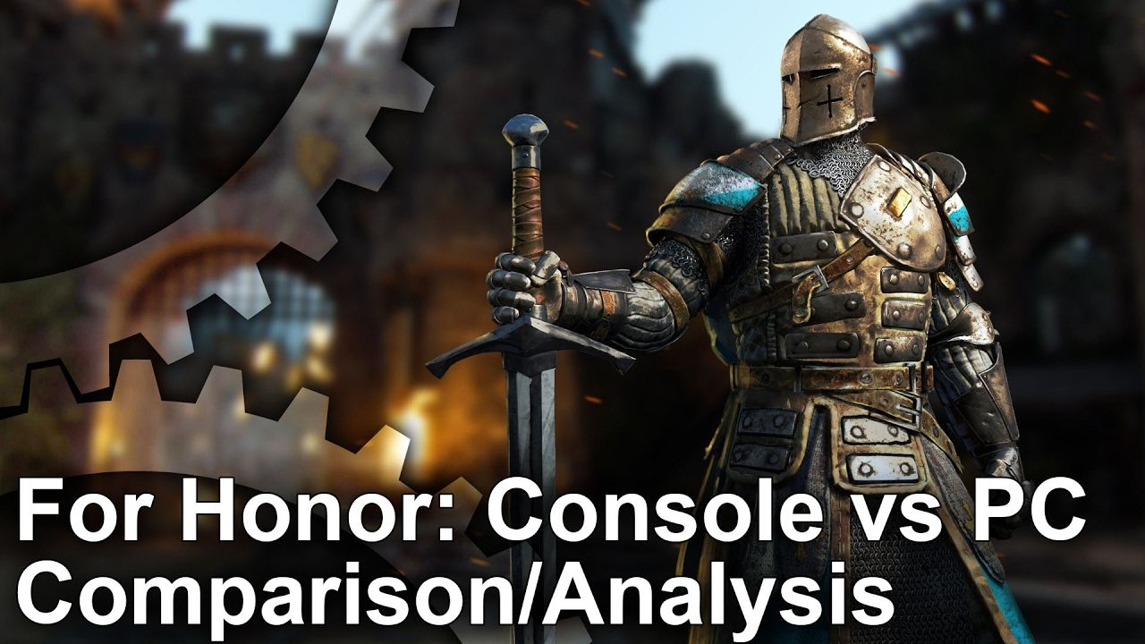 For Honor Xbox One/PS4 vs PC Comparison Frame-Rate Test | pc-games ...