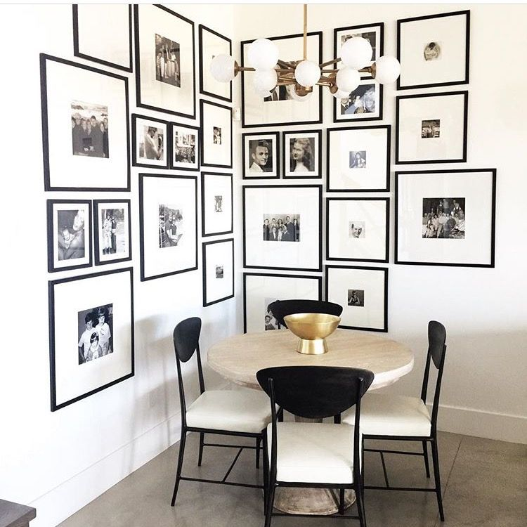 Pin de Gabrielle Palmieri en Wall galleries | Pinterest | Colocación ...