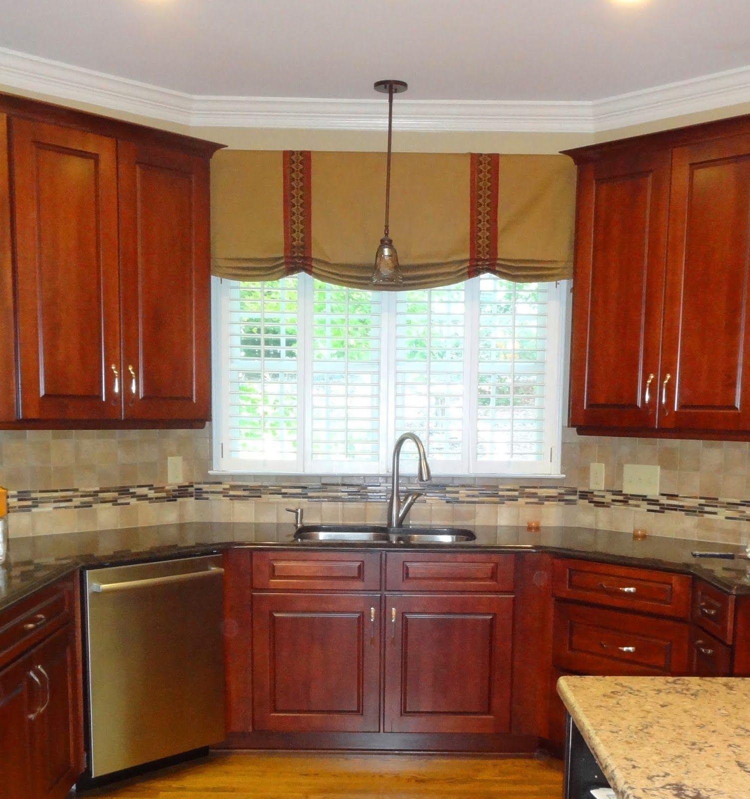 Kitchen window treatment ideas  the  best images about kitchen window treatments on pinterest