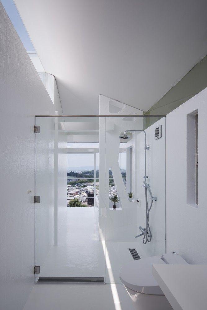 House Nara-zaka / Yoshiaki Yamashita Architect & Associates