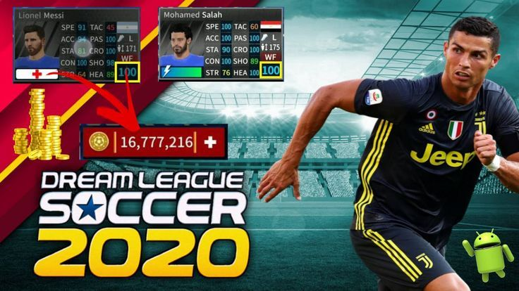 Dream League Soccer 2020 Dls 20 Android Offline Mod Apk Download Freenetdown Game Download Free Install Game Offline Games