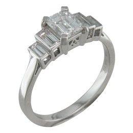 Vintage Engagement Rings Uk London Hatton Garden Page 3