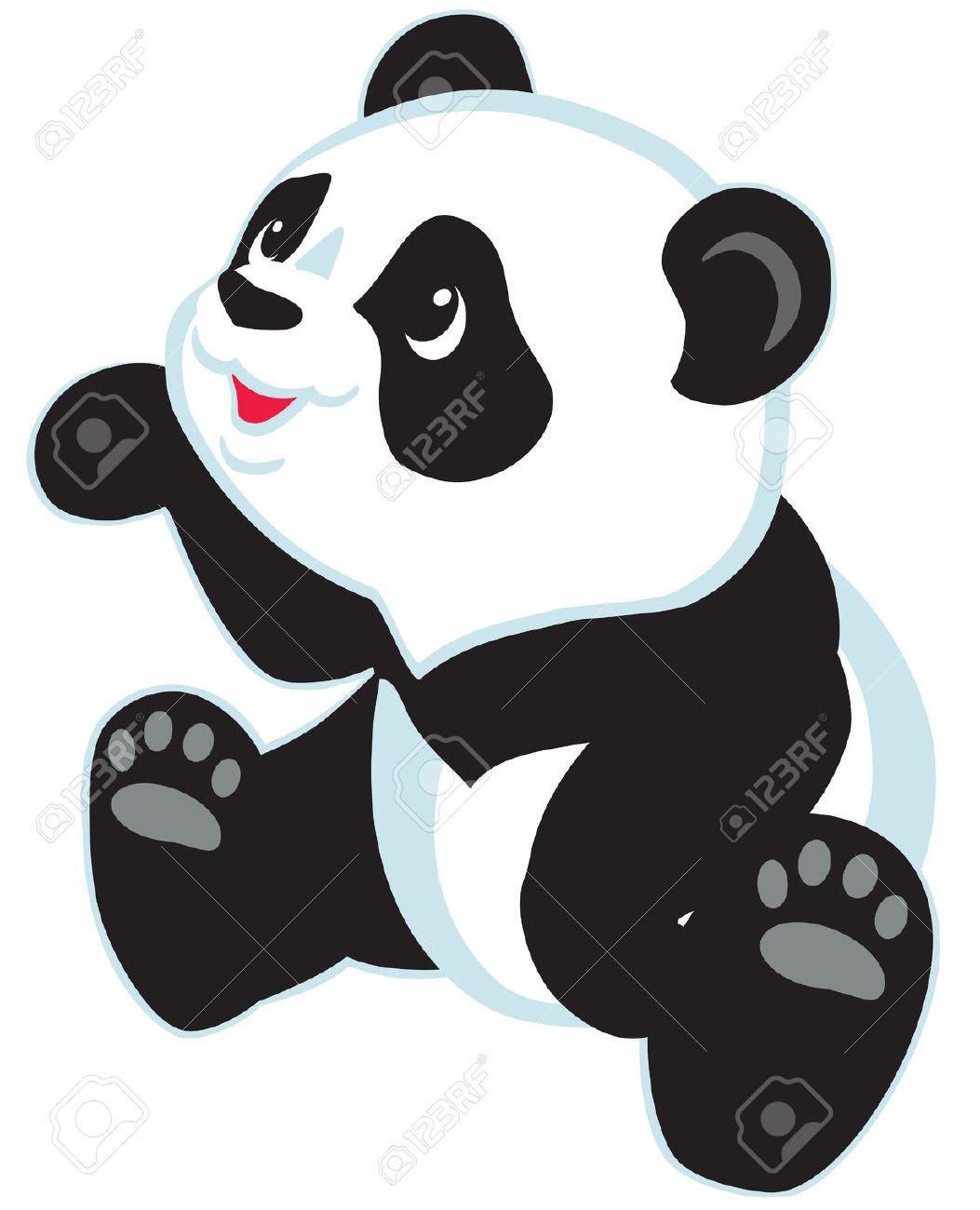 Imagen De Oso Panda Tierno Imagenes Pinterest Pandas