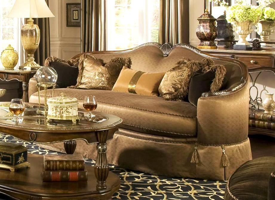 Luxury Living Room Set