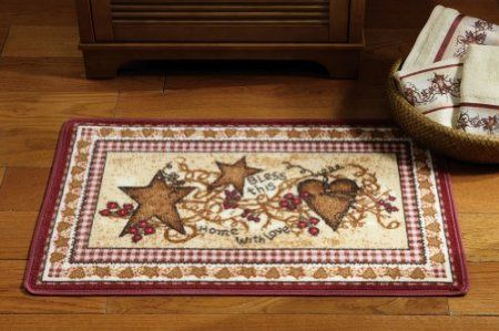 14 Country Heart Star Kitchen Ideas Home Decor Primitive Decorating