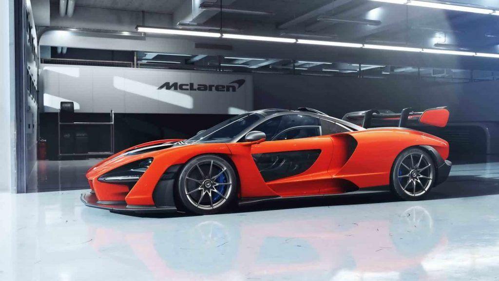 789 HP McLaren Senna For Street-legal Track Beast   Cars   Pinterest ...