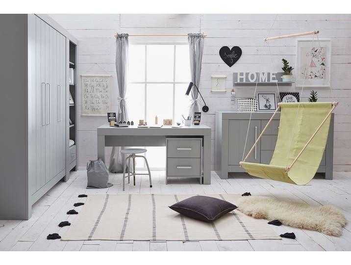 Kinderzimmer komplett Set 4teilig Jugendzimmer Icy