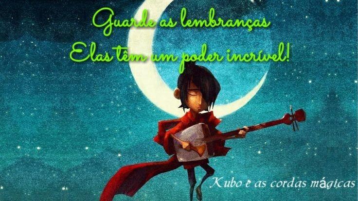 Kubo E As Cordas Magicas Frases De Filmes Com Imagens Kubo