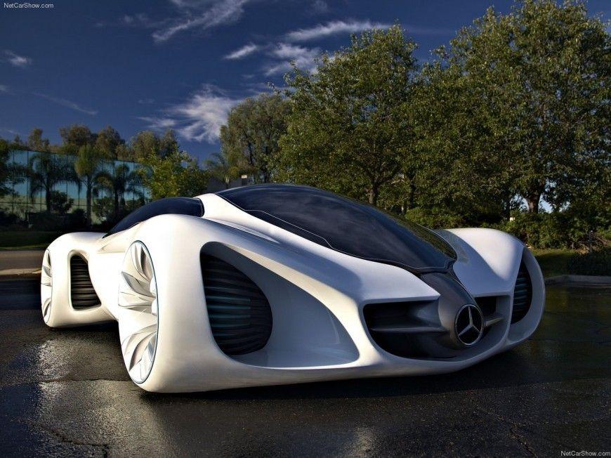 Awesome Car Mercedes Benz Biome Futuristic Cars Mercedes Concept