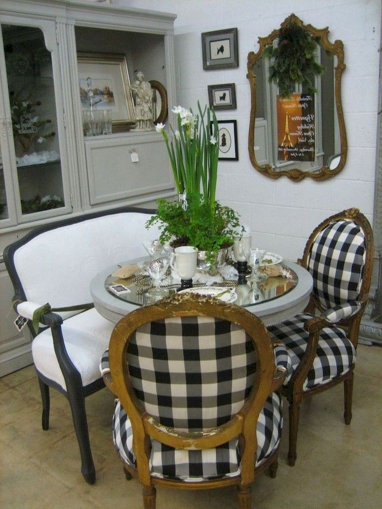 97 Marvelous French Country Dining Rooms Decoration Ideas
