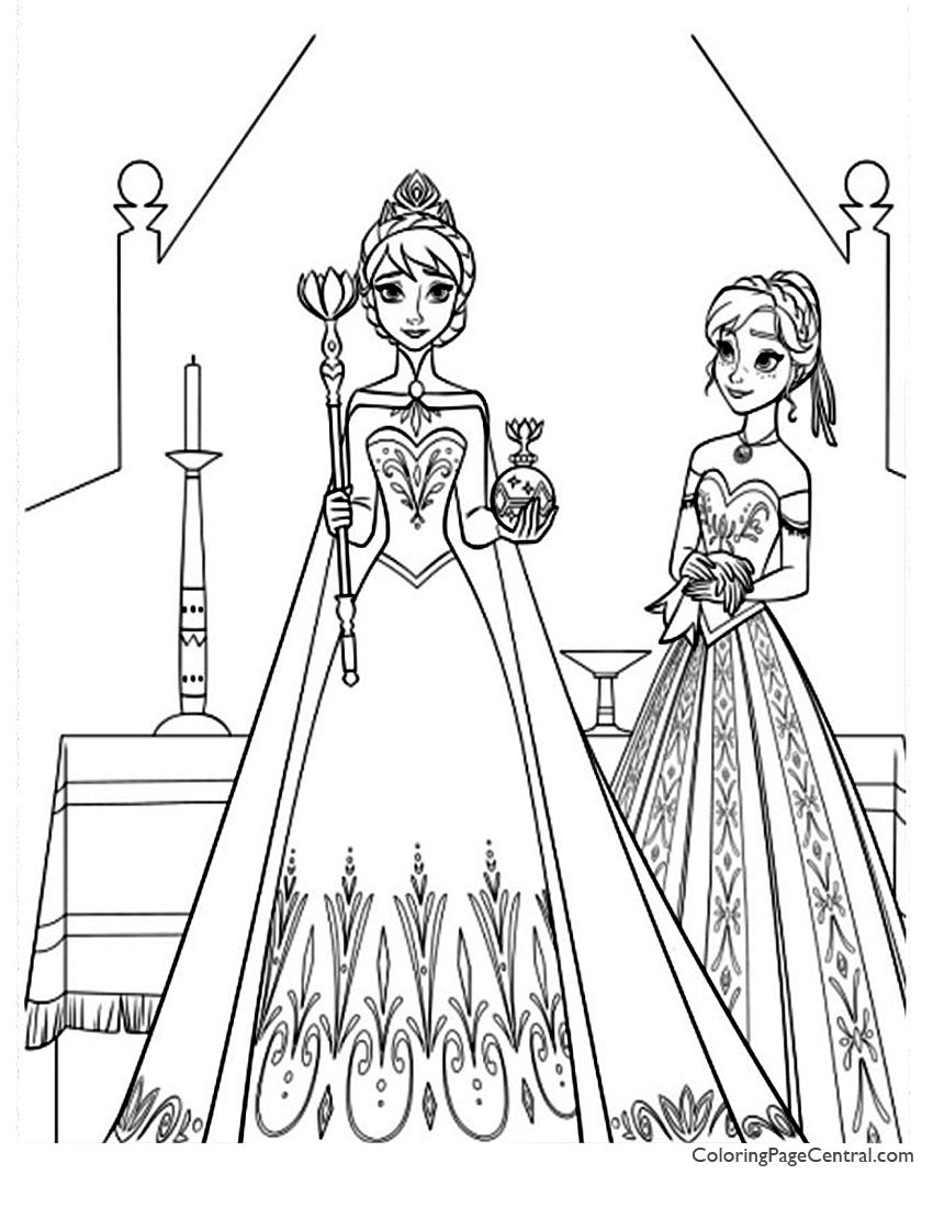 Frozen Let It Go Coloring Pages Halloween Coloring Pages Halloween Coloring Coloring Pages