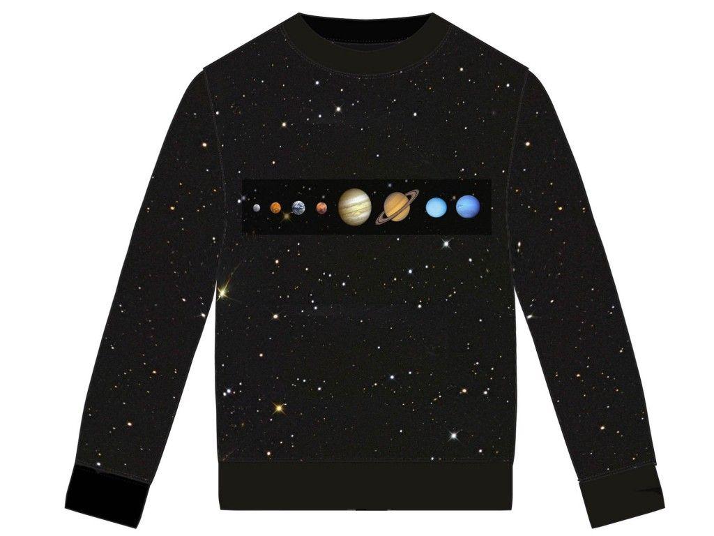 같은 우주, 같은 행성