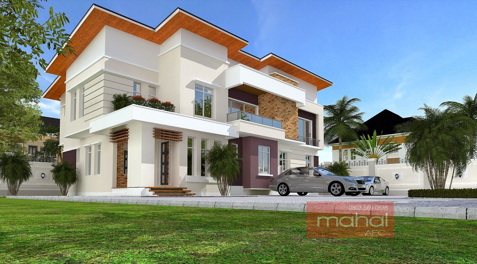 Contemporary Nigerian Residential Architecture Flawless