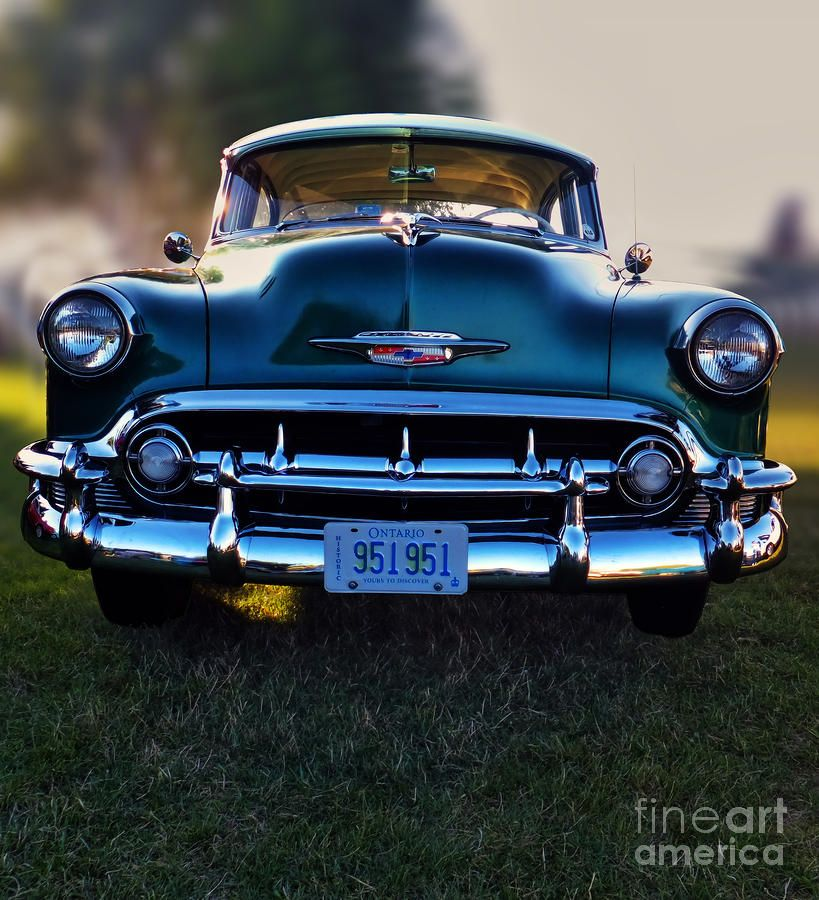 Belair Bues by Larry Simanzik Sweet cars, Classic cars, Car