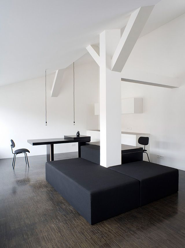 Wohnung Boardinghouse Münzstrasse | Thomas Bendel