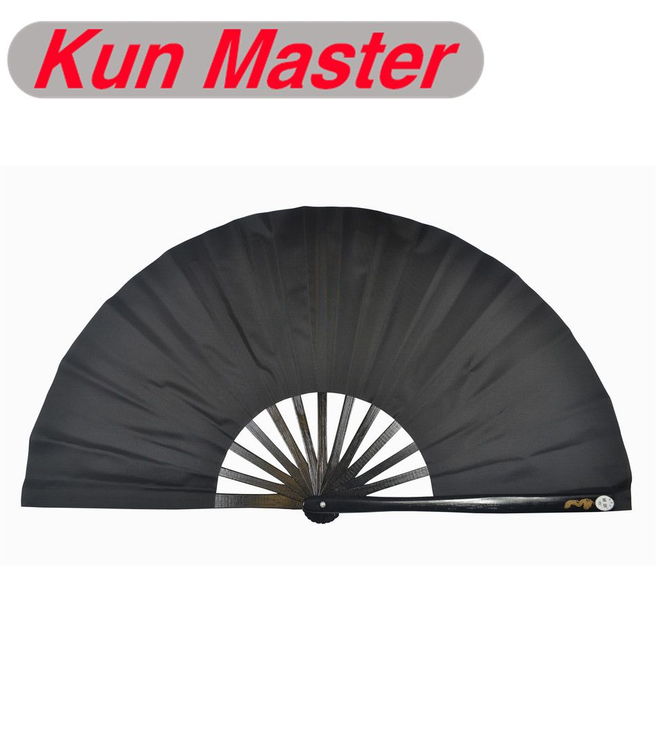 Bamboo Kung Fu Fighting Fan Martial Arts Dance Practice