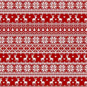 Studio E Winter Essentials II 2217 88 Red/White Stripe $9.60/yd ...