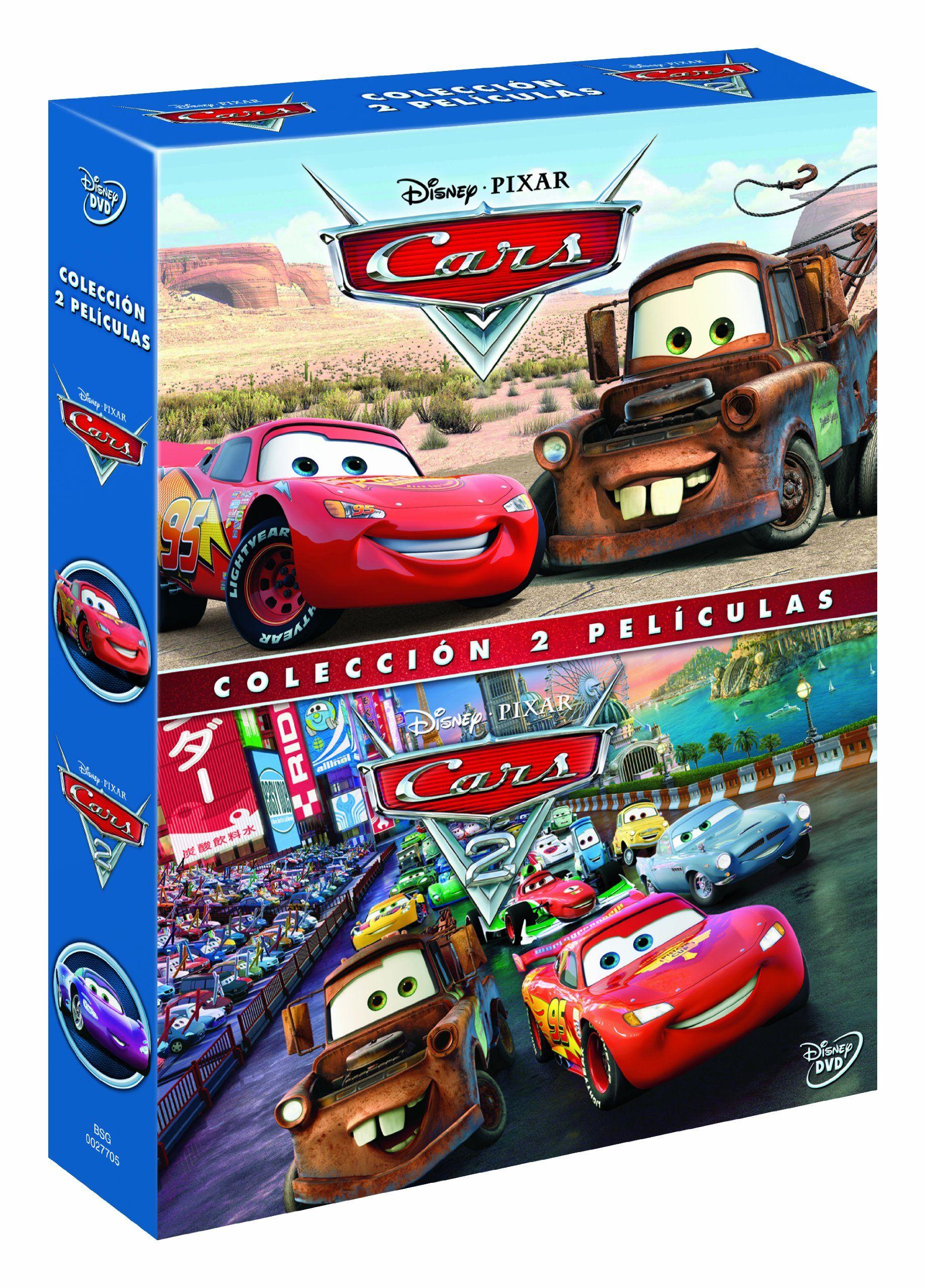Pack Cars Cars 2 Dvd Ad Pack Cars Dvd Dvd Packing Car