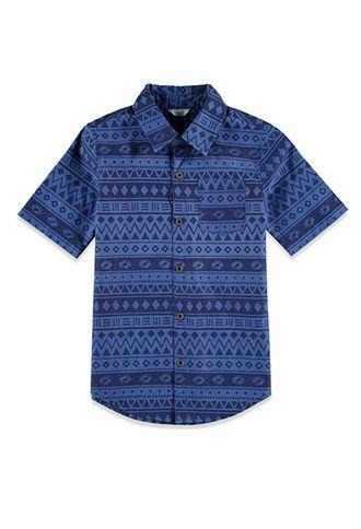 2f615e20 Tribal Print Shirt (Kids)   FOREVER 21 BOYS   #f21kids   forever21 ...