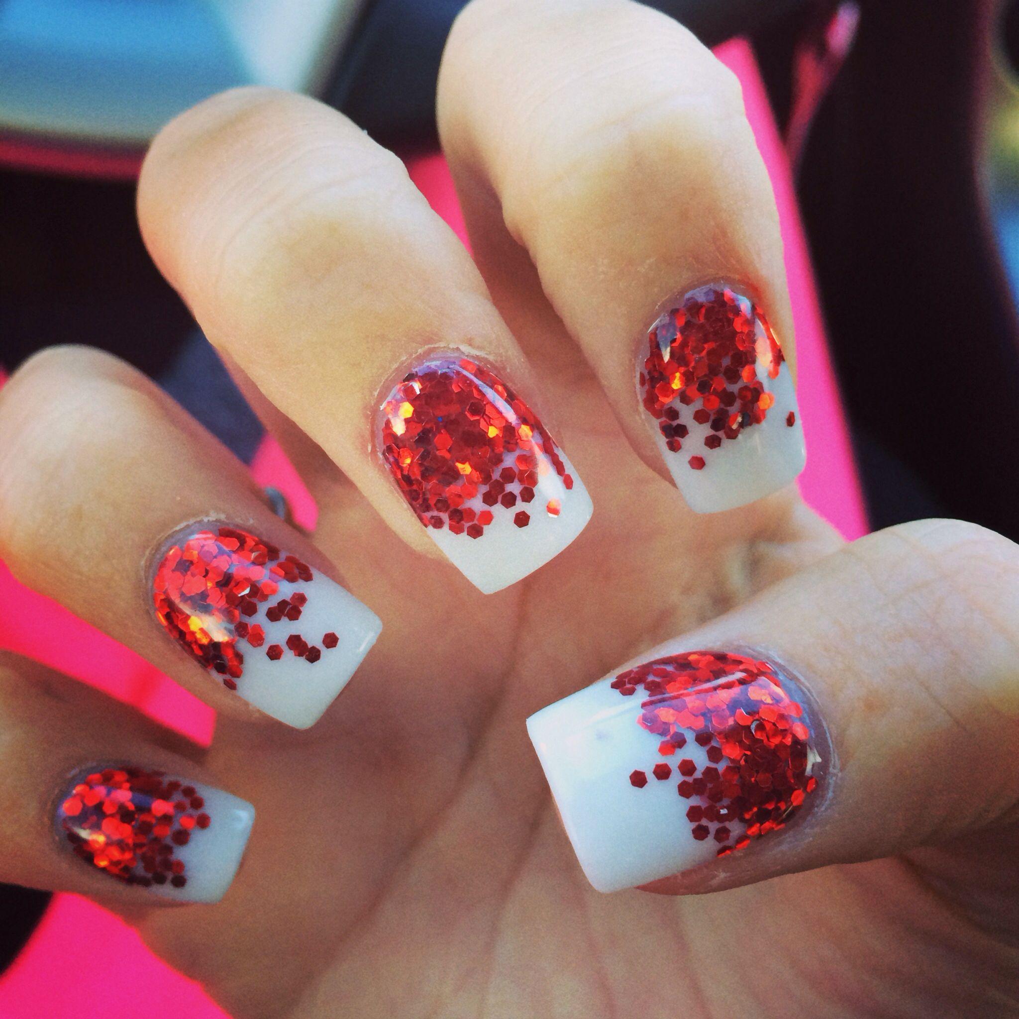 christmas nail designs tumblr | christmas nail designs step by step ...