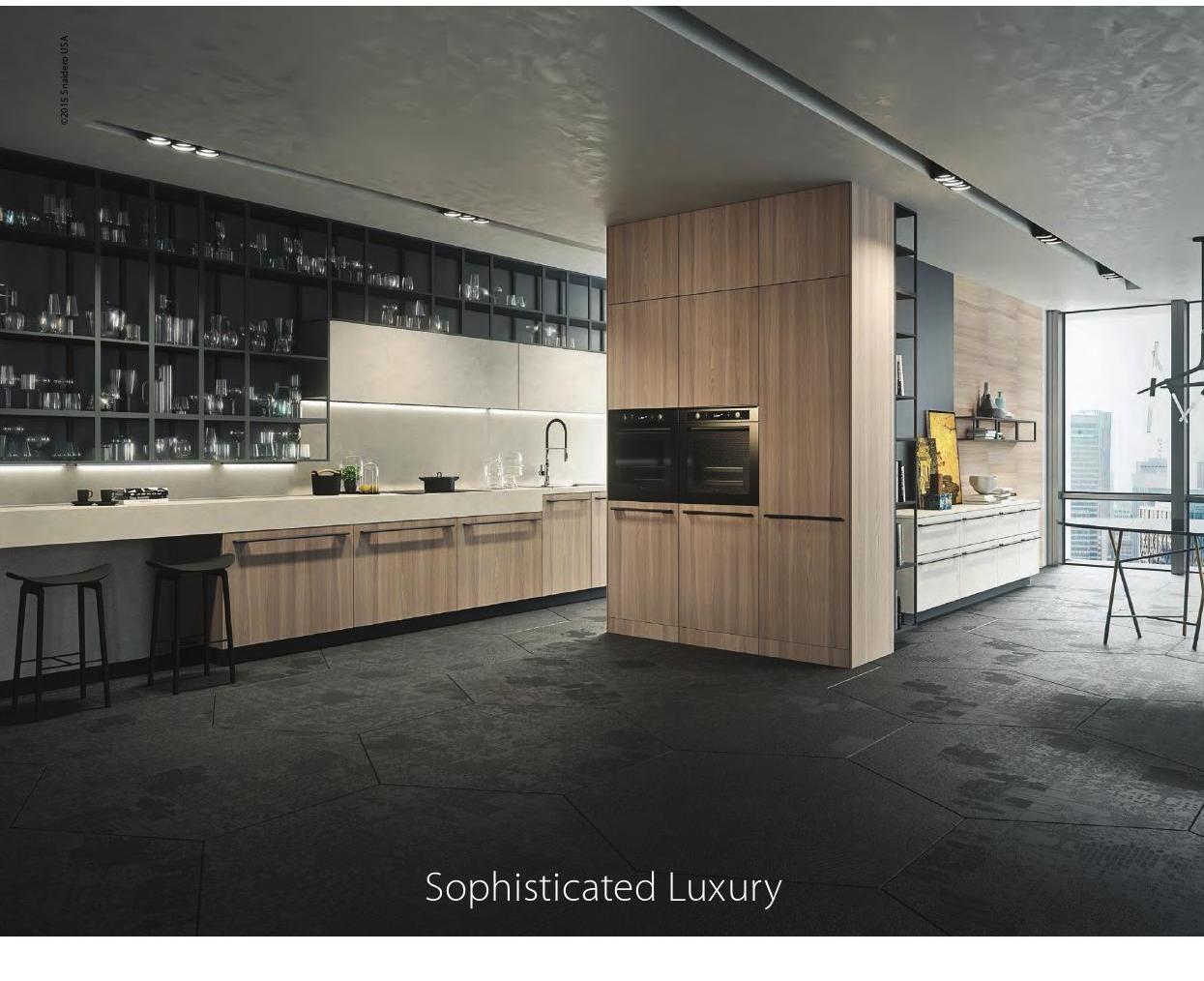 Modern Luxury Interiors Chicago Summer 2015 Luxury Kitchen