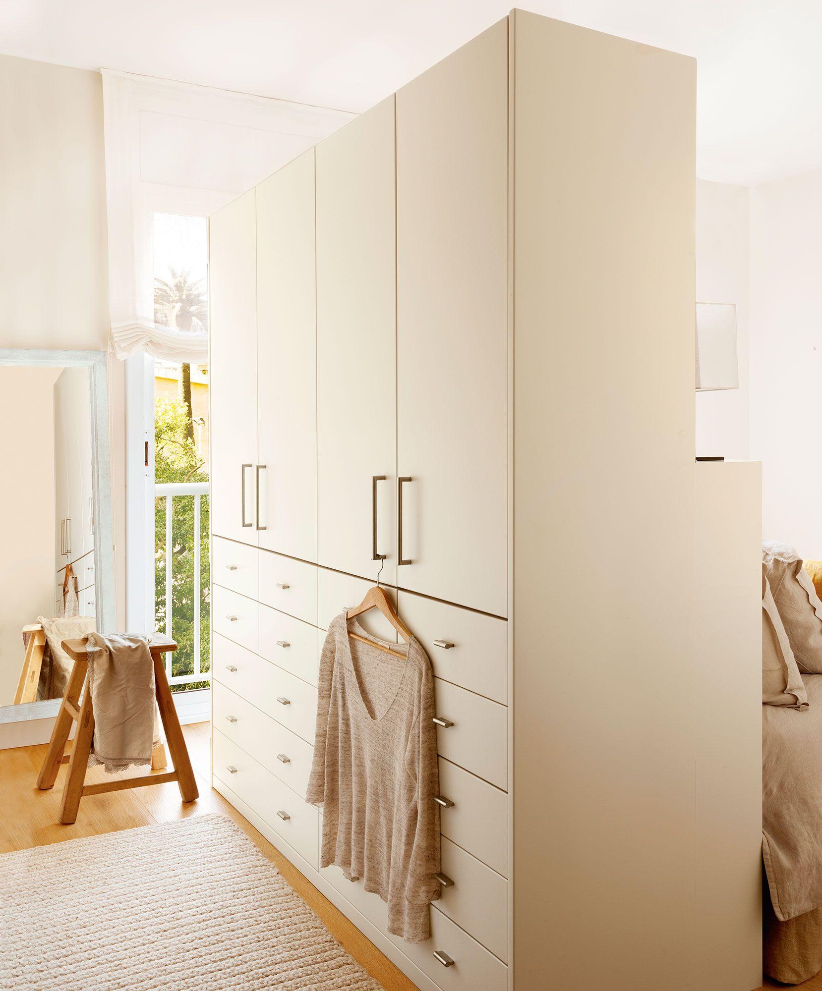7 armarios geniales que querrs copiar  closet o vestier