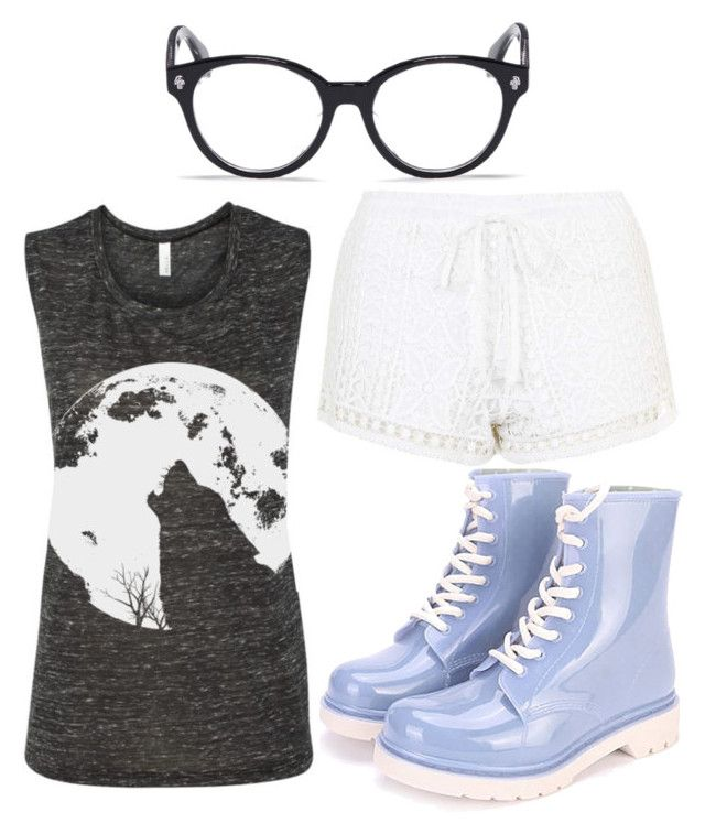 """Out At Night"" by theredumbrellatheory on Polyvore featuring Topshop and Alexander McQueen"