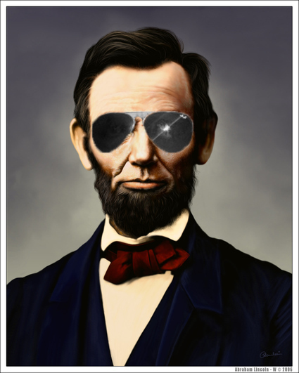 abraham lincoln meme | ... similarities between Abraham Lincoln and John F. Kennedy. - OMG Facts
