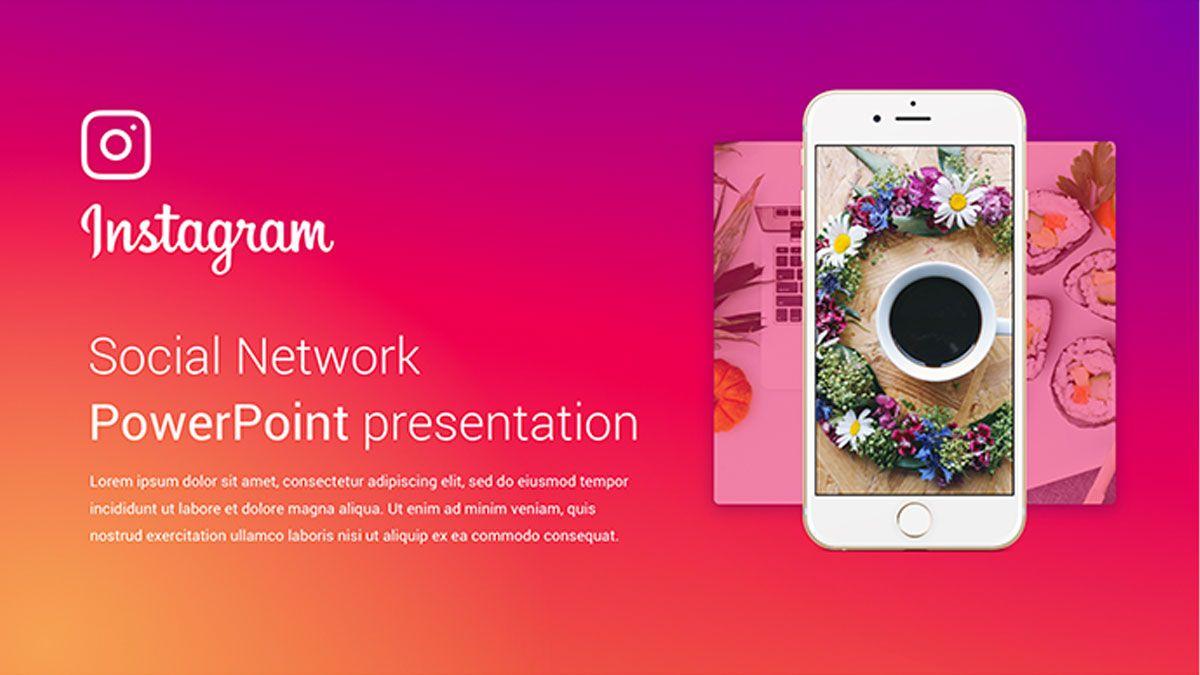 Instagram analysis free powerpoint template slide 4 free instagram analysis free powerpoint template slide 4 toneelgroepblik Choice Image