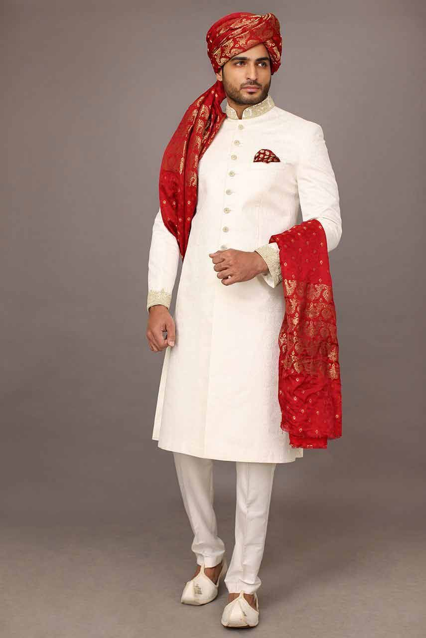 Wedding sherwani designs for groom barat in in wedding