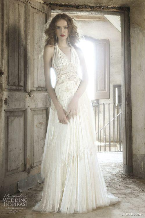 vintage wedding dress   Tumblr   bling   Pinterest   Vintage ...