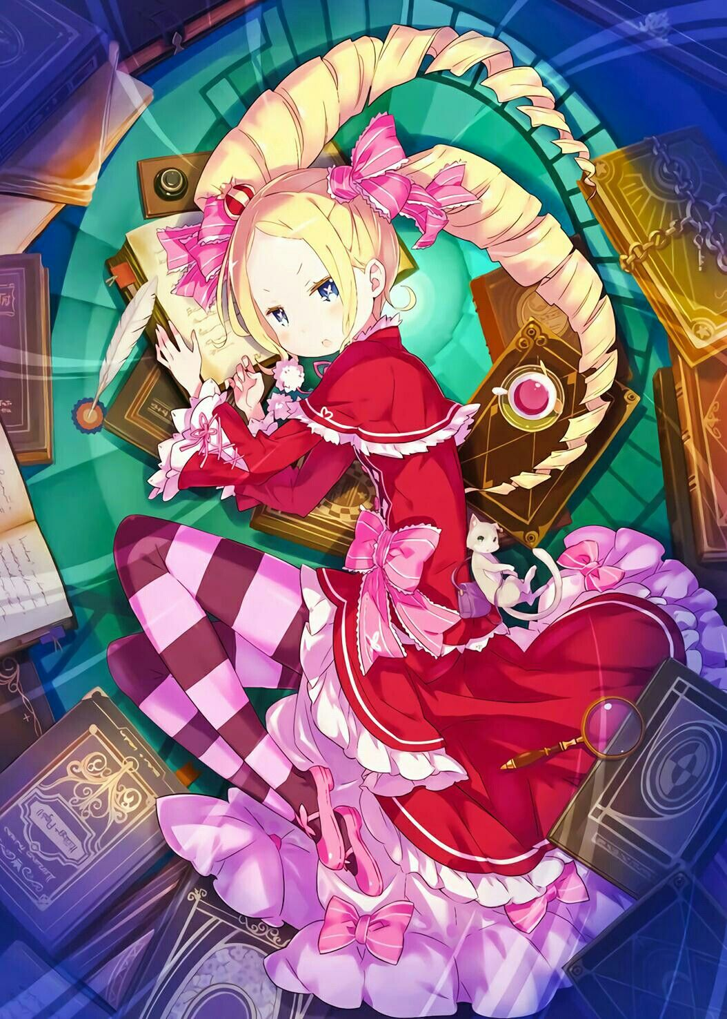Beatrice - Rezero In 2020  Anime, Kawaii Anime, Anime Shows-3272